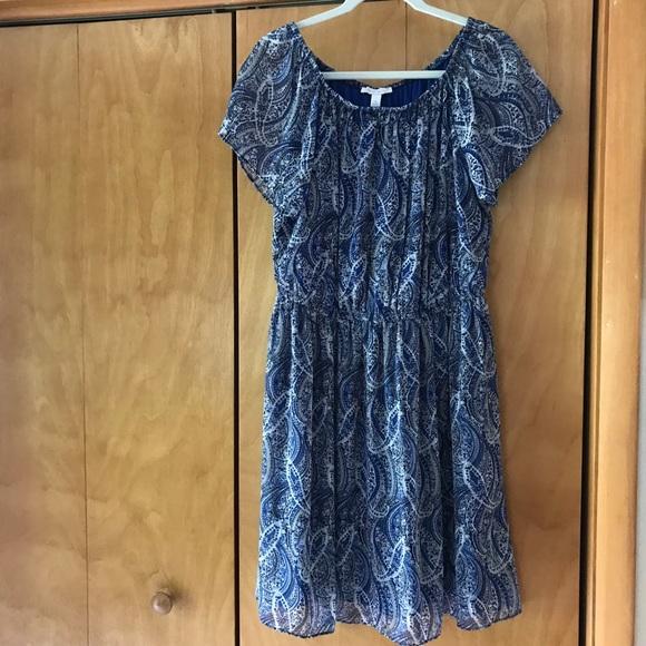 Dresses & Skirts - Pretty Paisley dress